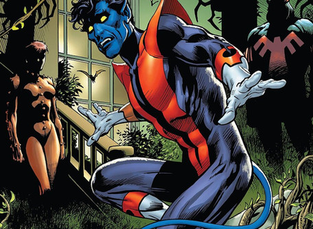 Giant-Sized Nightcrawler #1 Review - Why are Marvel Comics so Meh?