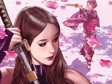 Fallen Angels #3 Review - Will We Ever Get Another Good Psylocke Story?