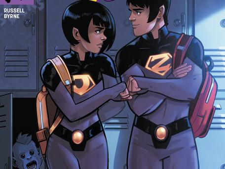 Wonder Twins #1 Review