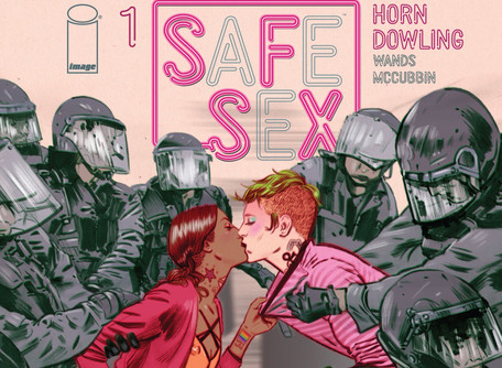 SFSX #1 (SAFE SEX) Review - It's 1984 But With Sex-Workers