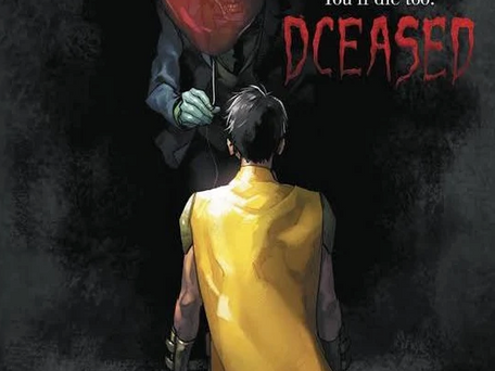 DCeased #1 Review - DC's Answer to Marvel Zombies, 15 years later