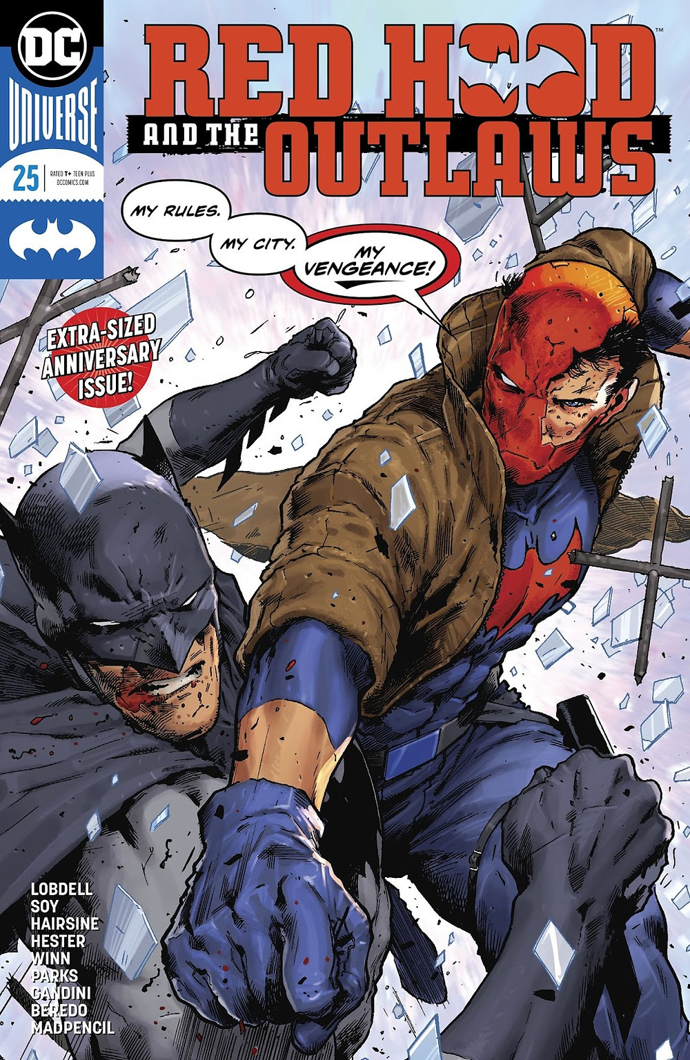 Red Hood & The Outlaws # 25