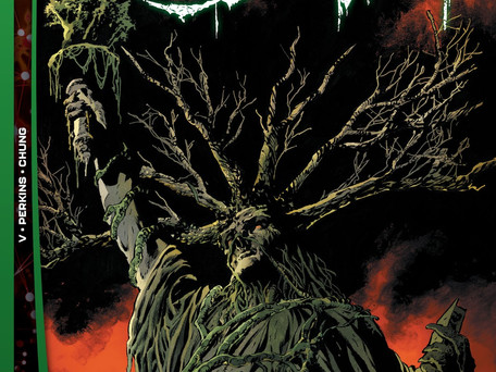 Future State: Swamp Thing #1 Review - Swamp Thing, I Think I Love You?