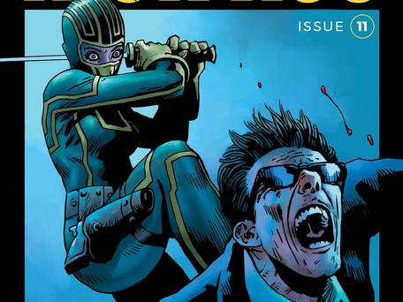 Kick-Ass #11 Review - The Little Series That Could