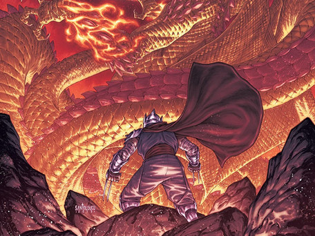 TMNT: Shredder in Hell #5 Review - Failure Is Producing Only Half A Comic