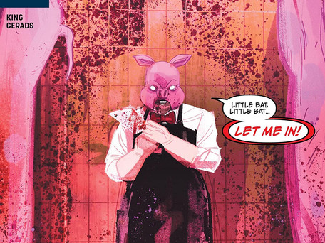 Batman #62 Review - Gorgeous Art/Garbage Writing