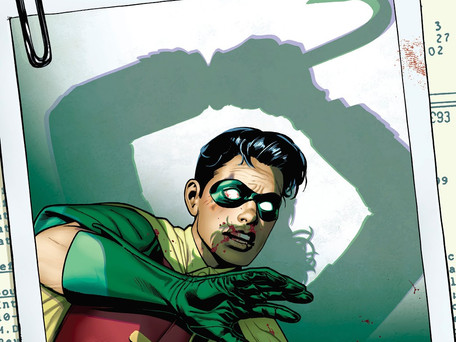 Heroes in Crisis #5 Review - Superman Gives a Speech...