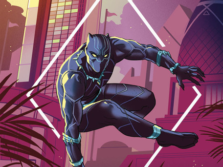 Marvel Action: Black Panther #1               IDW Quietly Releases the Best Black Panther Comic in Y