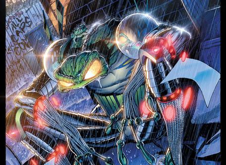 Cyberfrog: Unforgettable Tales #1 Review - Ethan Van Sciver's Take on Teenage Mutant Ninja Turtles