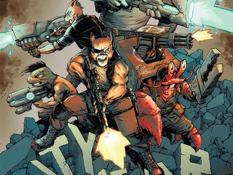 Teenage Mutant Ninja Turtles #94 Review