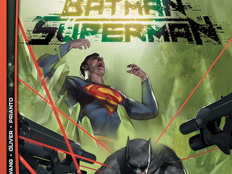 Future State: Batman/Superman Review #1 - Gotham City The State Of Decay...