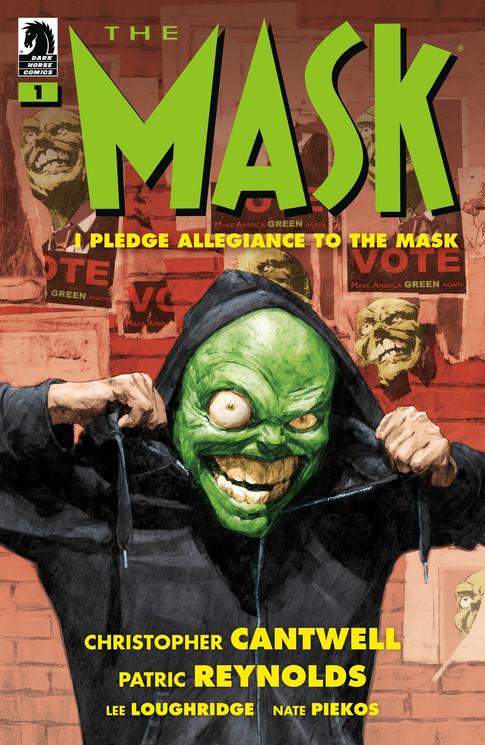 I pledge Allegiance to the Mask #1 (Darkhorse Comics)