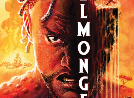 Killmonger #5 (of 5) Review - The Possession and loss of one's soul