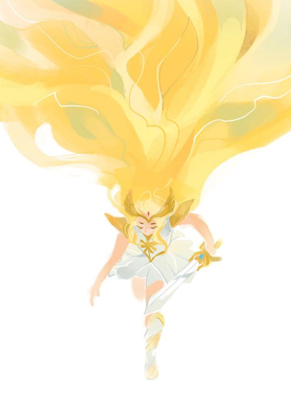 She-Ra by CON PREP