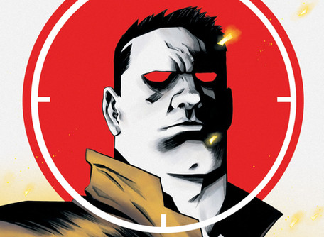Bloodshot #1 Review - Art will bring them through the door, the story will keep them, or not?