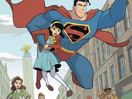 Superman Smashes The Klan: Book 2 Review - A Smashing Success