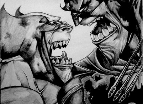 Savage Days, Dark Knights: Wolverine Vs. Batman