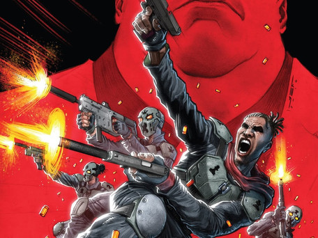 Killmonger #2 (of 5) Review