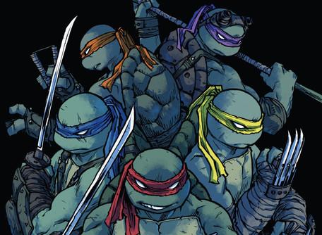 Teenage Mutant Ninja Turtles #101 Review - The Aftermath  (City At War Spoilers)