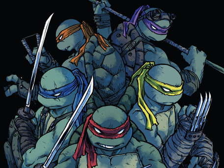 Teenage Mutant Ninja Turtles #101 Review - The Aftermath  (City At War Spoilers)