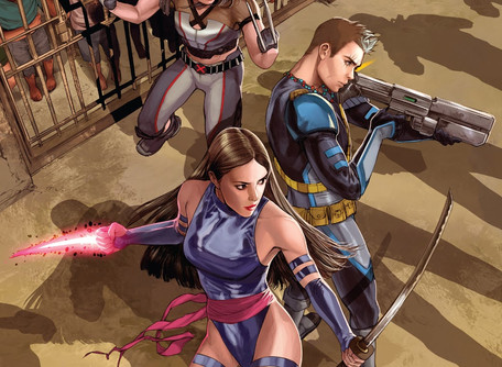 Fallen Angels #2 Review - The only  Dawn of X title to be canceled and I know why...