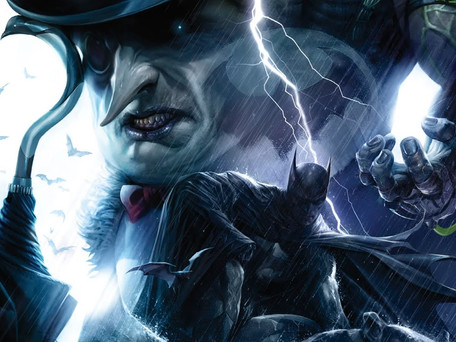 Batman #59 Review - Batman loses his Cookies