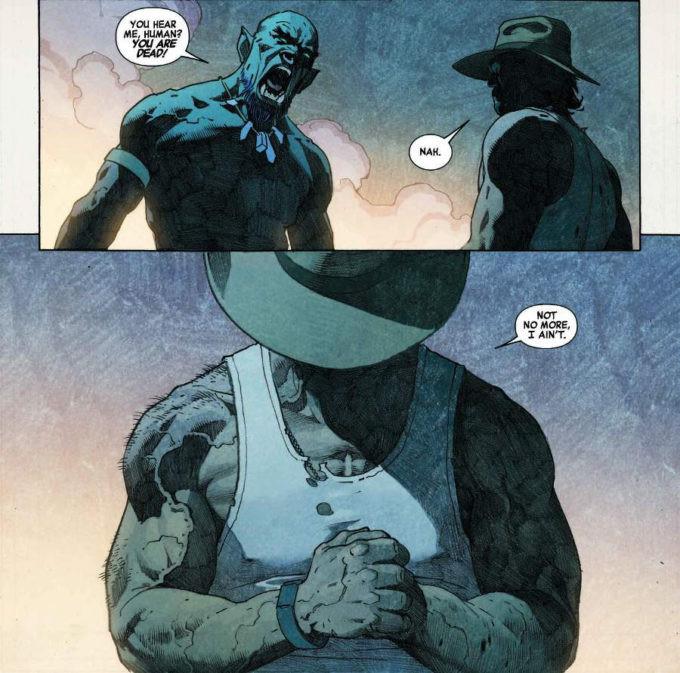 Wolverine- Marvel Legacy #1 2017