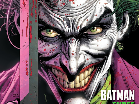 Batman: Three Jokers #1 Review - Red Hood's Bane