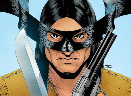 The Lone Ranger #2 Review