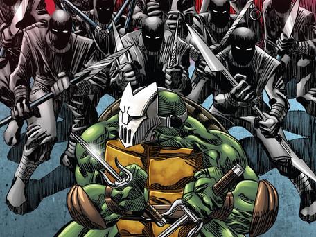 Teenage Mutant Ninja Turtles: Urban Legends #7 - Never Forget, These Turtles Are Killers...