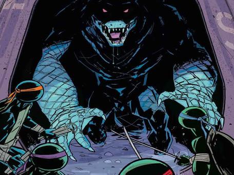 Teenage Mutant Ninja Turtles #85 Review