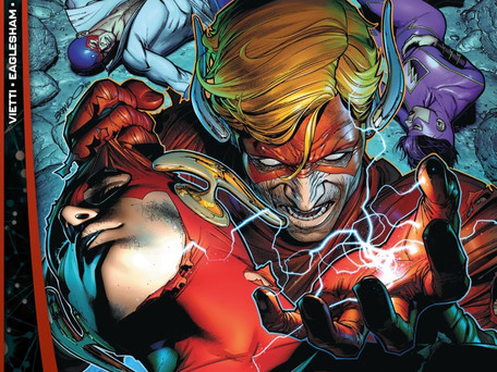 Future State: The Flash #1 Review - Why Does DC Comics Hate Wally West?