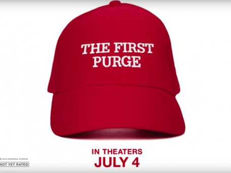 THE FIRST PURGE - Why is this not a Battle Royale Game