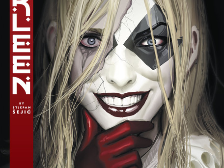 Harleen: Book 1 Review - Finally a great Harley Quinn Story