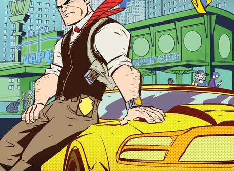 Dick Tracy: Forever #3 Review - Black and white in a world of gray