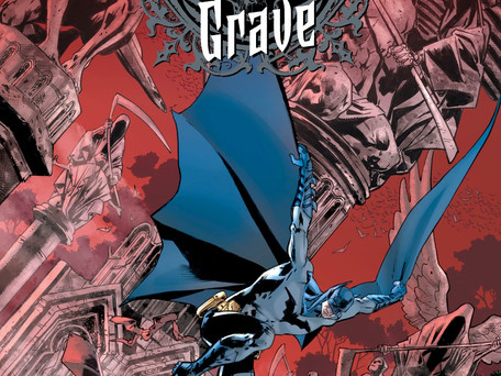 The Batman's Grave #1 Review - Another Mini-Series that shoulda been a Graphic Novel...