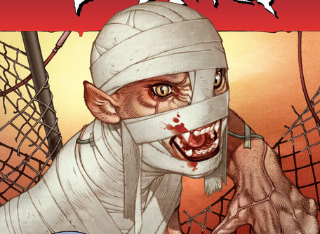 The Island of Dr. Moreau #2 Review - A messy conclusion but worth a read.