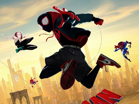 Spider-Man: Into the Spider-Verse   A Garbage Tier Review