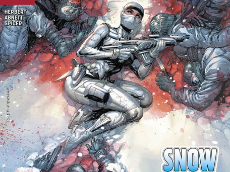 The Silencer #11 Review - Great Action, Poor Continuity