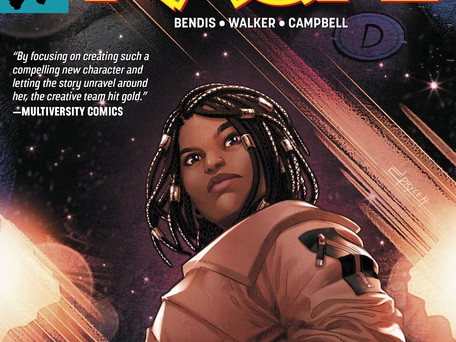 Naomi #2 Review/Rumination Possibly the best DC comic on the shelves.