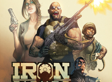 Iron Sights: 2 Psychos Review - No P***y's Allowed!