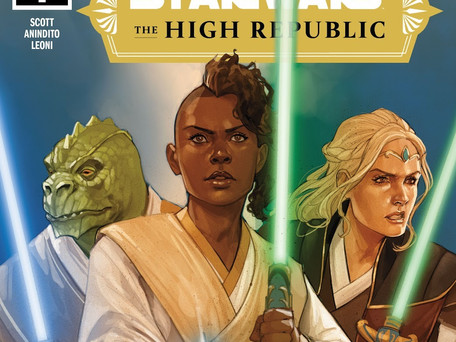 Star Wars: The High Republic #1 Review - Generic Yes, But At Least It's New