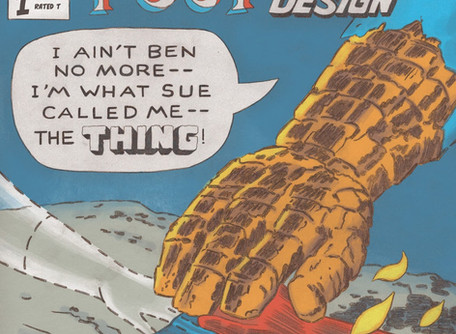 Fantastic Four: Grand Design #1 (of 2) Review - A Perfect Guide to Marvel's First Family