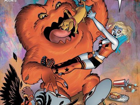 "HARLEY QUINN/GOSSAMER SPECIAL #1 Remastered  Review - ""Such an interesting Monster"""