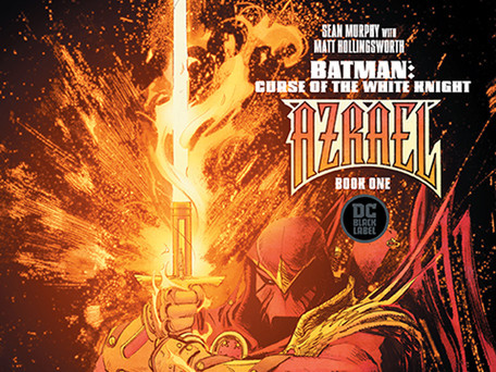 Batman: Curse of the White Knight #1 Review - Enter the Murphyverse