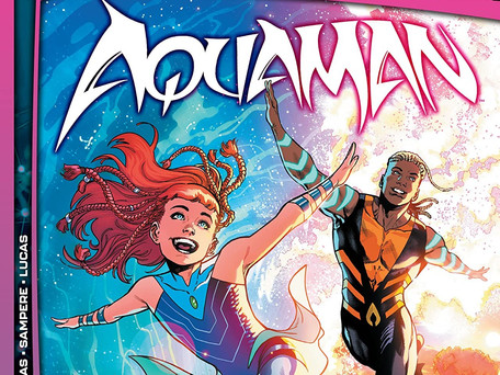Future State: Aquaman #1 Review - Blowing Away The Competition