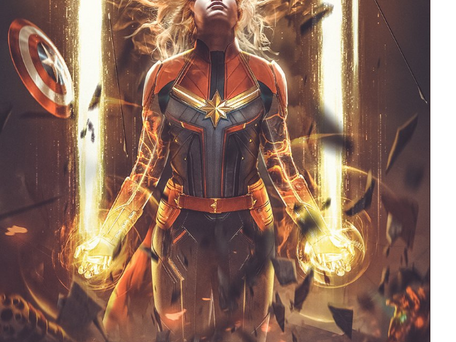 Captain Marvel lives up to Her Namesake in Marvelous Debut Trailer