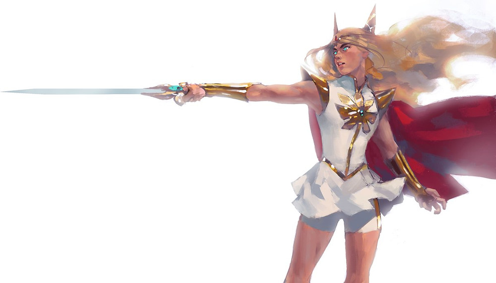 SheRa by Miguel Mercado‏