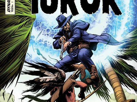 Turok #4 Review - Going off the rails