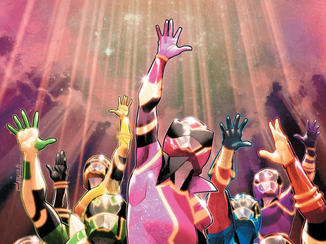 Mighty Morphin Power Rangers #39 Review - Bad Care Bears Fan-Fiction (Spoilers)